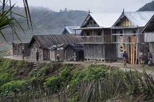 Zafimaniry village
