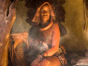 femme himba beauté