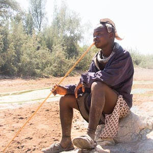 homme himba