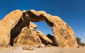 Namibie Rock Arch