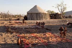 village himba