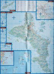 carte Seychelles Mahé