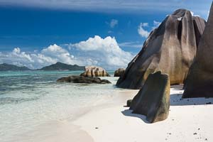 La Digue anse Marron