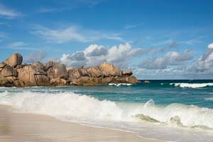 Ile de La Digue, Grand Anse
