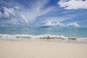 Praslin plage beauvallon