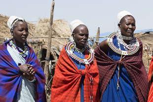 femmes Massaï
