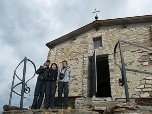 chapelle mont Thabor