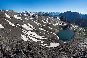Pic du Lac Blanc