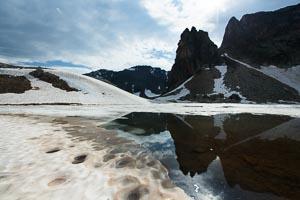 Thabor lac Blanc