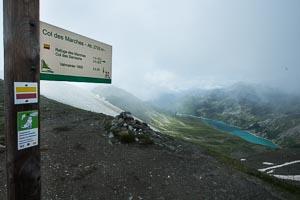 Valmeinier Col des Marches